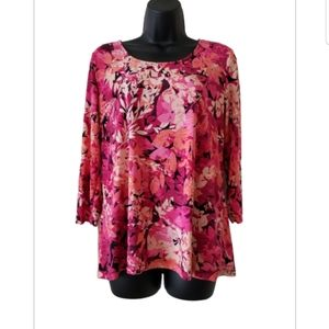 Croft&Barrow Floral Blouse